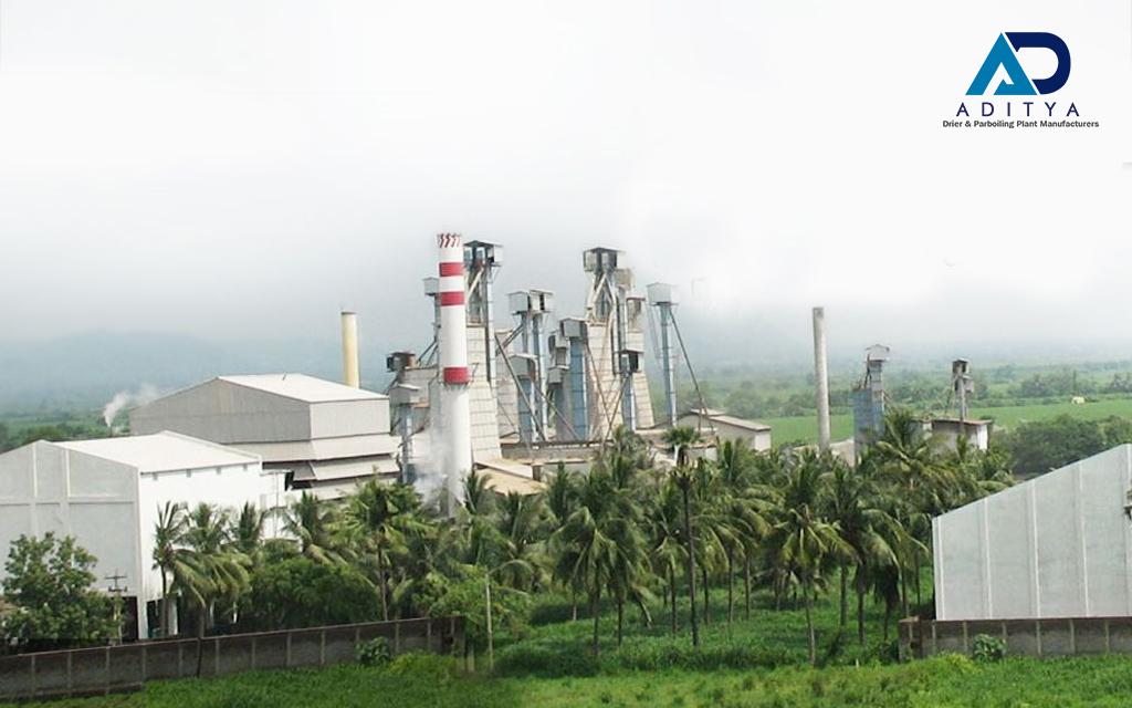 Aditya Drier Plant